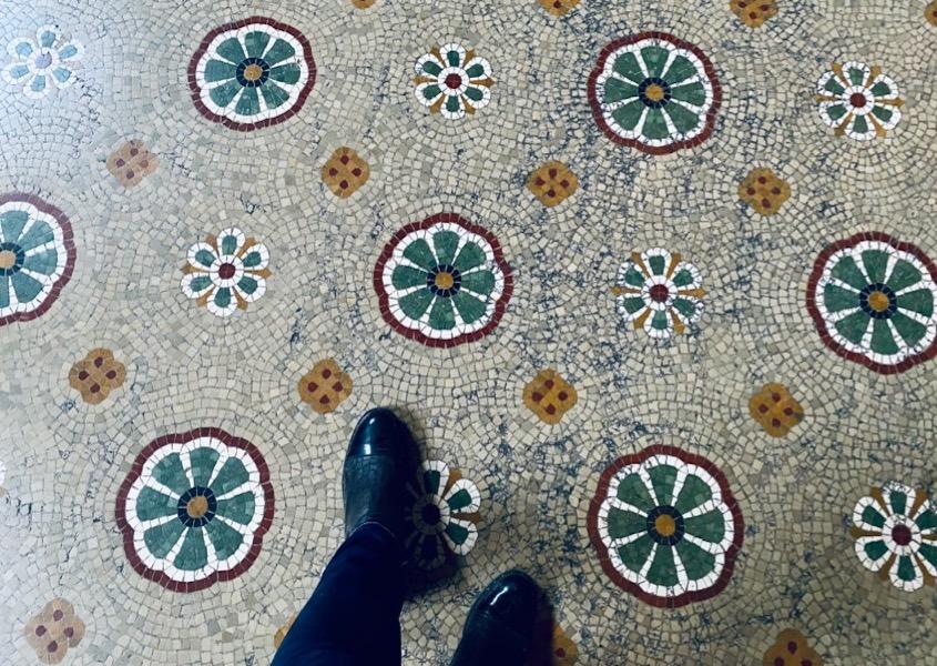Museer og gulve